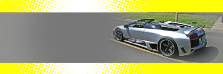 Fresh Car Header image for blog template