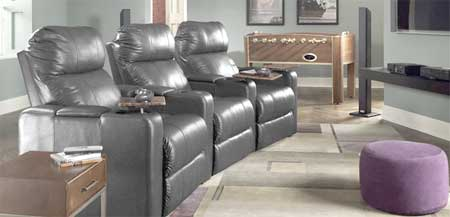 seat for home theatre