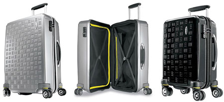 templatepanic samsonite luggage