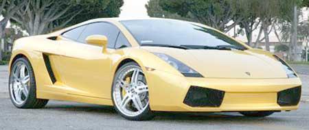 tp lexus with alloy wheel