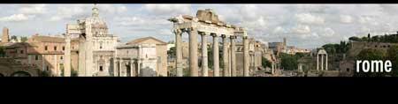 rome panorama header image