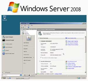 templatepanic on Windows server 2008