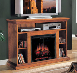 fireplace removable
