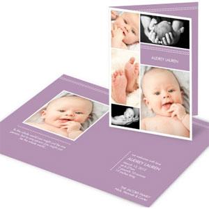baby born card