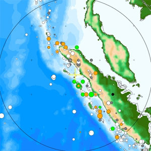 earthquake in sumatra nias