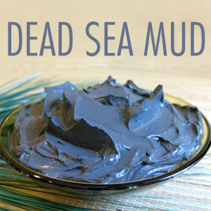 Dead Sea Mud | TemplatePanic.com