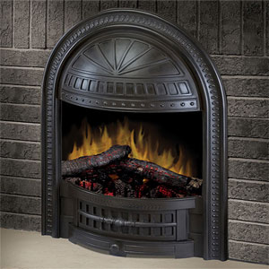 electronic fireplace