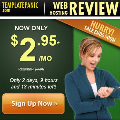 webhosting promo 2012